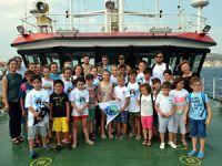 """""""Çanakkale Deniz Âşıkları – Çanakkale  için Mavi Adım"""" eğitimi başladı"""
