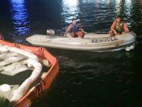 Seagull ve İstanbul Liman Başkanlığı'ndan deniz kirliliğine müdahale