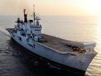 HMS ILLUSTRIOUS isimli savaş gemisi, Leyal Gemi Söküme satıldı