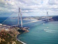 Boğazın üçüncü gerdanlığı 'Yavuz Sultan Selim Köprüsü' açıldı