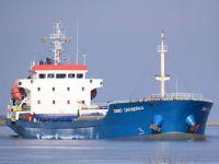 M/V ZINNET CAVUSOGLU isimli Türk bayraklı kuruyük gemisi Portekiz'de tutuklandı