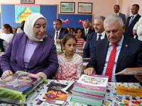Başbakan Yıldırım, Bakan Yılmaz'a takıldı; 'Sayın Bakanım hiç insaf yok mu sizde?'