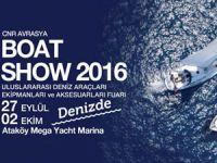 CNR Avrasya Boat Show Deniz Fuarı, bugün VIP konuklarını ağırlıyor
