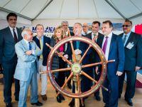 CNR Avrasya Boat Show Fuarı'nın VIP açılışı 26 Eylül'de gerçekleşti