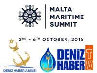 Malta Denizcilik Zirvesi'nde, Limanlar, Çevre ve Enerji konuları masaya yatırılıyor