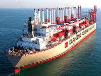 Khan Sınıfı Enerji Gemileri, Dünya Enerji Kongresi'nde görücüye çıktı