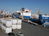 KKTC limanlarına geçen yıl 3 bin 849 gemi yanaştı