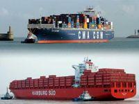 CMA CGM, Hamburg Süd'ü satın almak için görüşmelere başladı