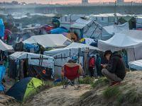 Fransa, koşulları en kötü sığınmacı kampını boşaltıyor