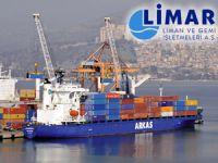 Limar, iki yıl içinde 441 gemiye hizmet verdi