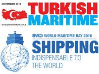 Türkish Maritime, Dünya Denizcilik Günü Özel Sayısı okuyucuyla buluştu