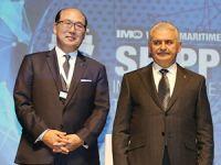 Başbakan Binali Yıldırım, IMO Genel Sekreteri Kitack Lim'i kabul etti