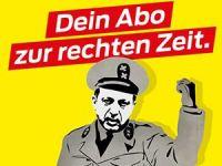 Alman gazetesi, Erdoğan'ı Hitler'in Bakanı Goebbels'e benzetti