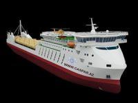 Hazar Denizcilik ve Gemicilik Şirketi, 80 milyon dolara 2 adet Ro-Pax siparişi verdi