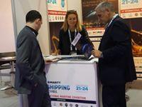 Exposhipping Expomaritt İstanbul, Dubai Denizcilik Fuarı'nda tanıtıldı