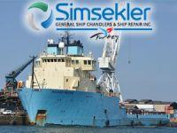 Maersk Chancellor ve Maersk Beater isimli açık deniz destek römorkörleri Aliağa'ya satıldı