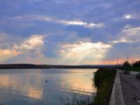 Mogan gölünü temizlemek için iskele yapılıyor