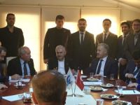 Başbakan Yıldırım'dan Gemi Mühendisleri Odası'na ziyaret