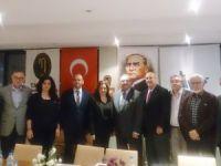 Deniz Temiz Derneği, Türkiye Denizcilik Federasyonu'nu ziyaret etti