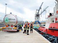 EPDK, deniz taşıtlarına LNG ve CNG ikmaline izin verdi