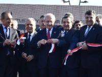 Kemal Kılıçdaroğlu İzmir Deniz Projesi'nin ilk etabını açtı