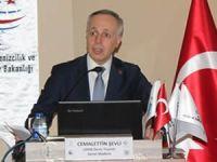Deniz Ticareti Genel Müdürü Cemalettin Şevli, Deniz Turizmi Çalıştayı'nda konuştu