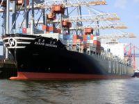 Hanjin Shipping'in iflası, Yunanlı Danaos'u zarara uğrattı