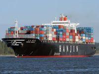 Hanjin'in dört konteyner gemisini Seaspan Corporation satın aldı