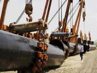 TANAP'ın 2,15 milyar dolarlık dış finansmanı garantilendi