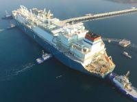 Türkiye'nin ilk LNG Depolama ve Gazlaştırma Terminali hizmete girdi