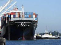 Hanjin'e ait M/V Hanjin Rome Singapur'da açık artırmaya çıkarıldı