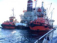 M/V LADY TUNA kazasınında organizasyon eksikliği, deniz kirliliğine davetiye çıkardı
