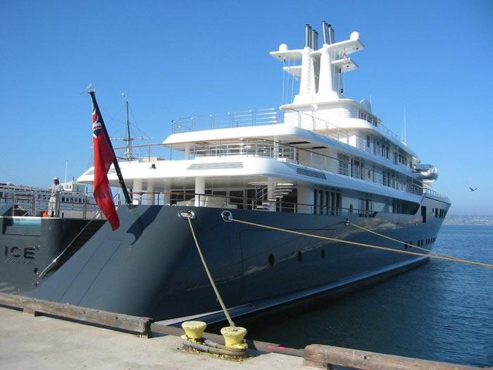 яхта сулеймана керимова фото