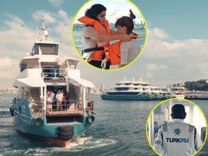 Türk P&I'ın güvenli yolculuk videosu yayınlandı