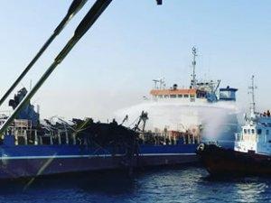 'ZALIV AMERIKA' petrol tankerinde patlama: 3 ölü