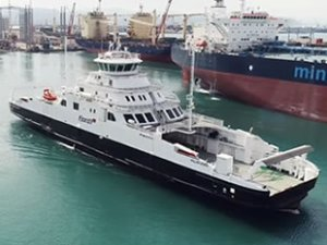 Sefine Tersanesi, Hillerfjørd gemisini teslim etti