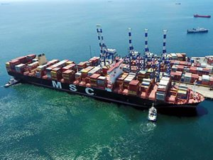 MSC TINA kazasının detaylarına Deniz Haber Ajansı ulaştı