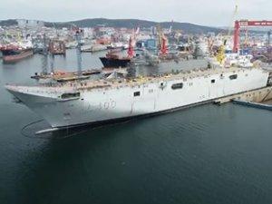 TCG Anadolu gemisi ilk kez bu kadar detaylı anlatıldı