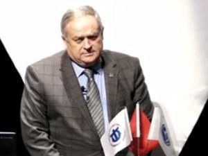 Kenan Türkantos DTO Mart Ayı Olağan Toplantısı