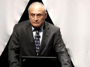 Prof. Dr. Osman Kamil Sağ DTO Mart Ayı Olağan Toplantısı