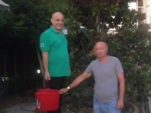 Bülent Dandin'den ALS hastalarına destek