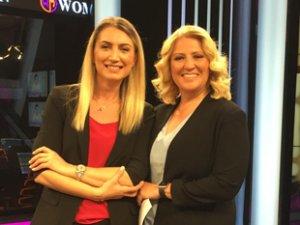 Dilek İmamoğlu, Woman TV'ye konuk oldu